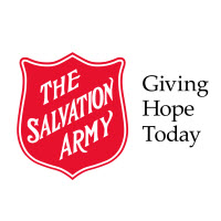 $100 Salvation Army Charitable Contribution